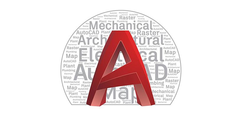 Autodesk AutoCAD LOGO-A