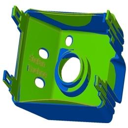 導出變形網格/幾何