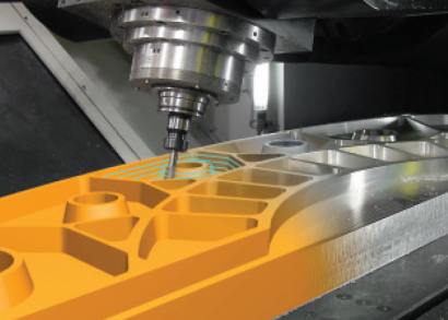 NX CAM 高生產力零件製造