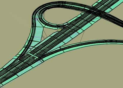 參數化的公路設計