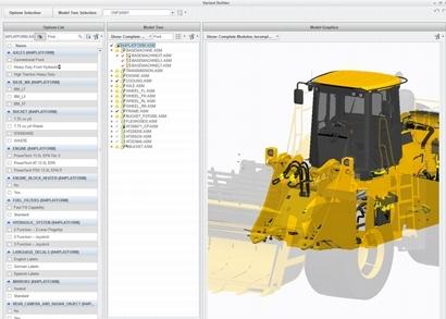 Creo Options Modeler Extension