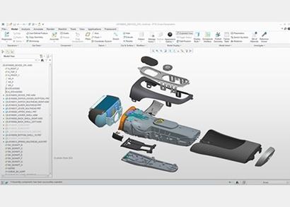Creo Advanced Assembly Extension (AAX) – Creo 高級裝配擴展