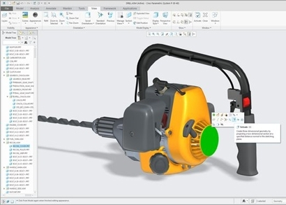 Creo Collaboration Extension for CATIA V4/V5