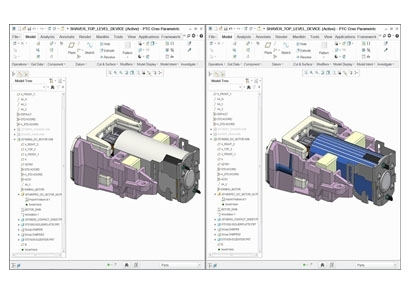 Creo Collaboration Extension for SolidWorks