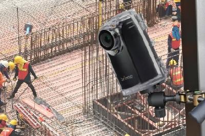 Brinno BCC 200專業版 專案工程縮時攝影