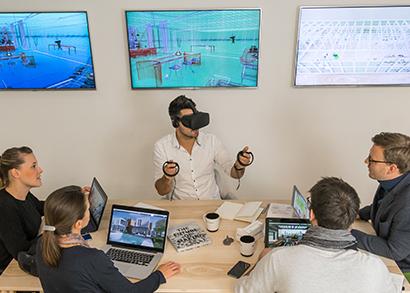 BIM與VR的售後服務